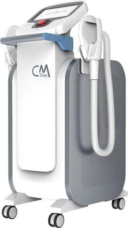 CMSlim Campo eletromagnetico mais potente 7 tesla definicao muscular hipertrofia queima gordura