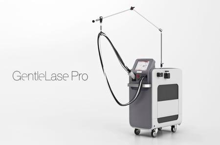 GentleLase Pro - o laser para depilação mais conhecido do mercado