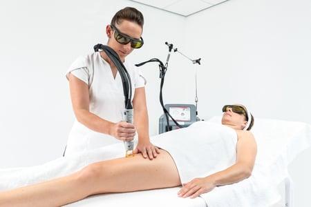 GentleLase Pro - conforto e segurança para depilação