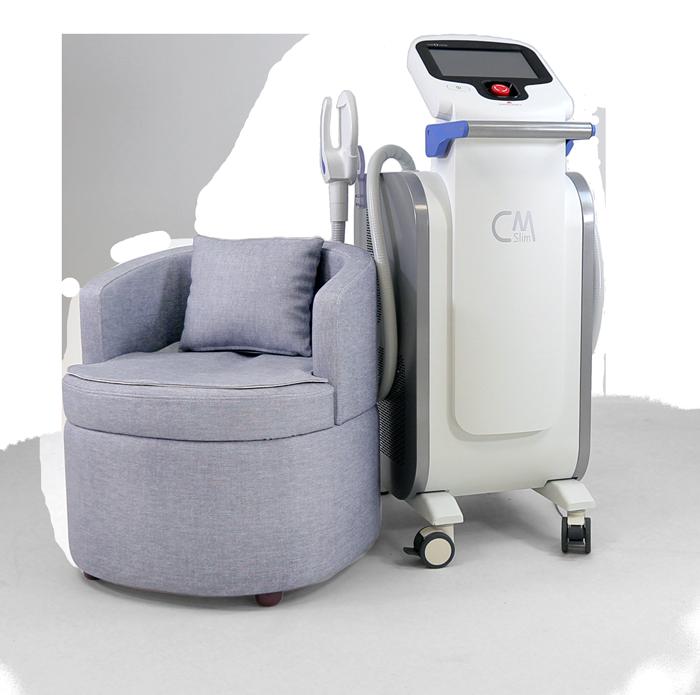 Hipex cadeira do CMSlim para assoalho pélvico