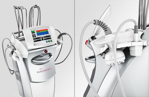 Legacy - tecnologia a serviço da beleza - radiofrequência com pulso eletromagnético para combater celulite, flacidez e gordura localizada