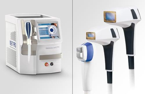 MedioStar - Laser definitivo para depilação - todos os tons de pele