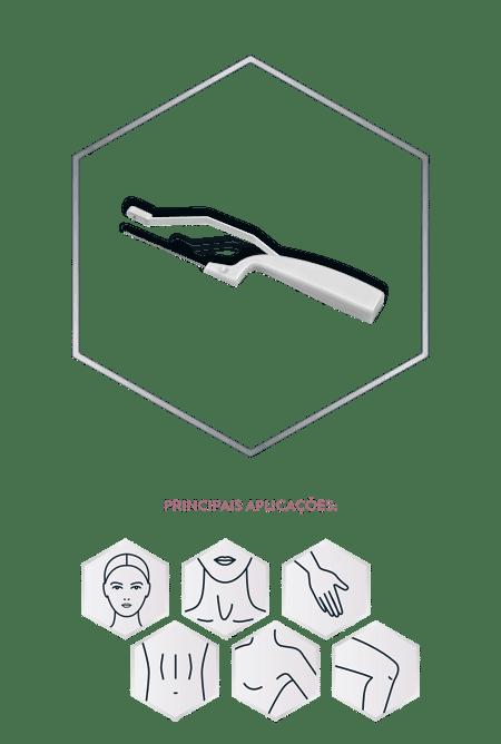 InMode BodyTite - Aplicador AccuTite para tratamentos minimamente invasivos rosto e pequenas áreas do corpo
