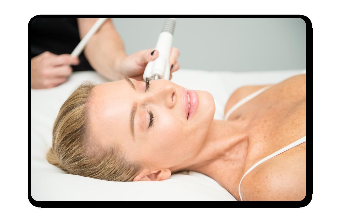 Beneficios Legacy rejuvenescimento facial e elevação da área dos olhos e sobrancelhas