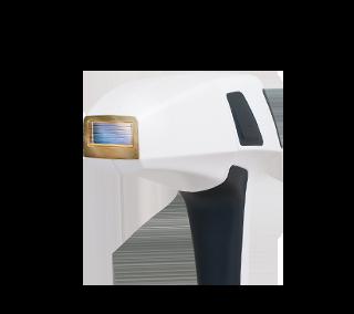 Ponteira XL-S - tecnologia para depilação para pele clara ou escura