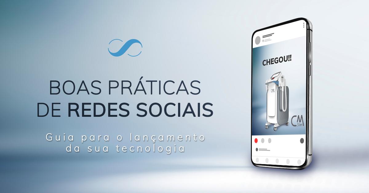 Skintec - Guias de Boas práticas para divulgar seus protocolos nas redes sociais